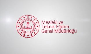 The vocational and technical education interview arranged between Dora Makina as sector representative and TRT.
